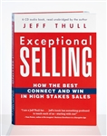 New! Exceptional Selling Audio Book<br>Unabridged on 6 Audio CDs, read by Jeff Thull